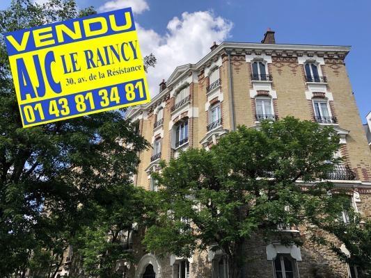 Vente appartement Le raincy 167000€ - Photo 1