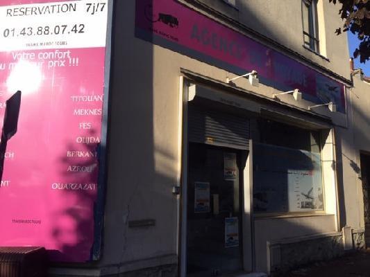 Rental shop Livry-gargan 985€ CC - Picture 1