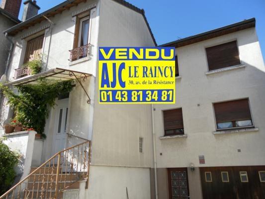 Vente maison / villa Les pavillons-sous-bois 395000€ - Photo 1