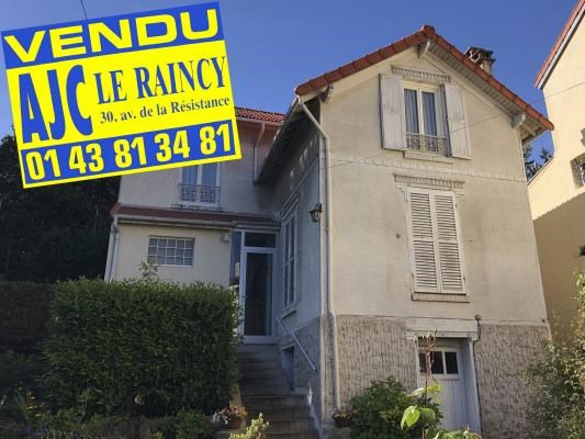 Vente maison / villa Le raincy 315000€ - Photo 1