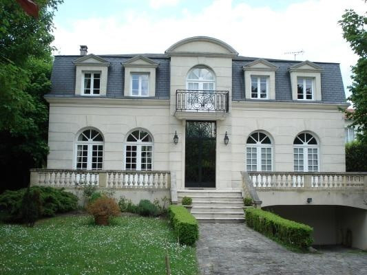 Deluxe sale house / villa Le raincy 1 350 000€ - Picture 1