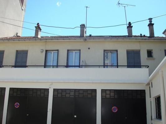 Rental apartment Le raincy 712€ CC - Picture 1