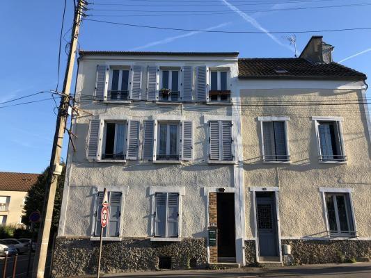 Rental apartment Lagny-sur-marne 650€ CC - Picture 1