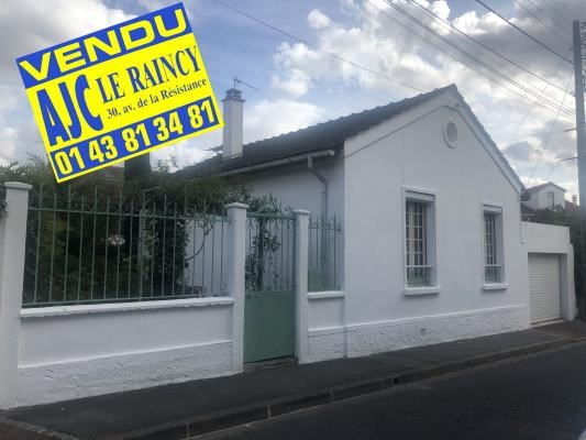 Vente maison / villa Gagny 292000€ - Photo 1