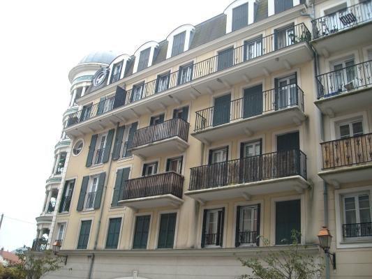 Rental apartment Les pavillons-sous-bois 820€ CC - Picture 1
