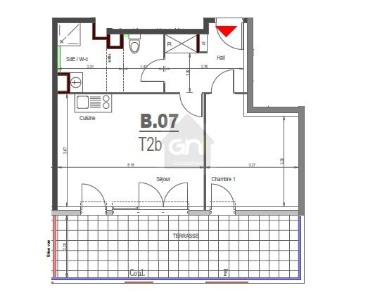 Vente appartement Istres 190 000€ - Photo 3