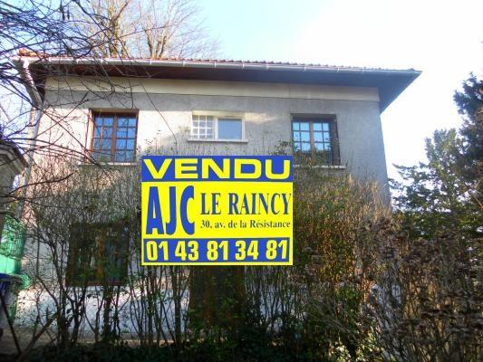Sale house / villa Le raincy 255000€ - Picture 1