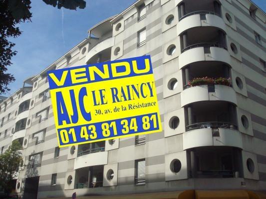 Sale apartment Bondy 139000€ - Picture 1