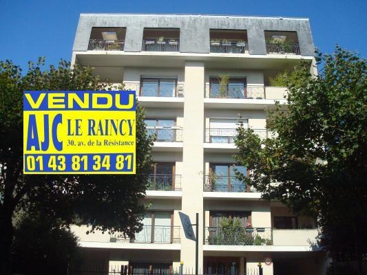 Vente appartement Le raincy 128000€ - Photo 1