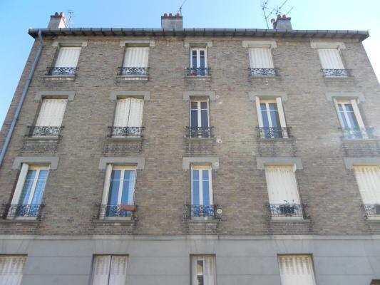 Sale apartment Les pavillons-sous-bois 120000€ - Picture 1
