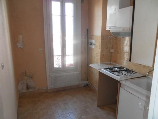 Rental apartment Les pavillons-sous-bois 720€ CC - Picture 3