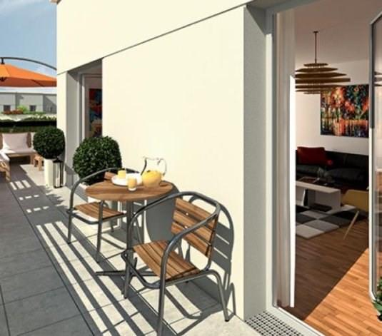 Vente appartement Romainville 240000€ - Photo 1