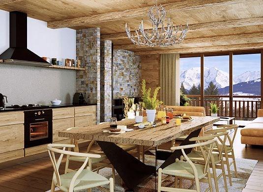 Vente appartement Combloux 222500€ - Photo 1