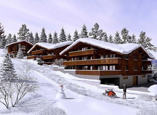 Vente appartement Combloux 222500€ - Photo 2