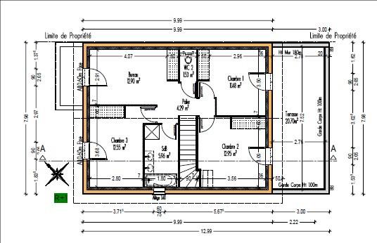 Vente de prestige maison / villa Talence 592800€ - Photo 8