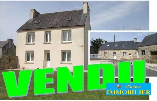 Vente maison / villa Beuzec-cap-sizun 260500€ - Photo 1