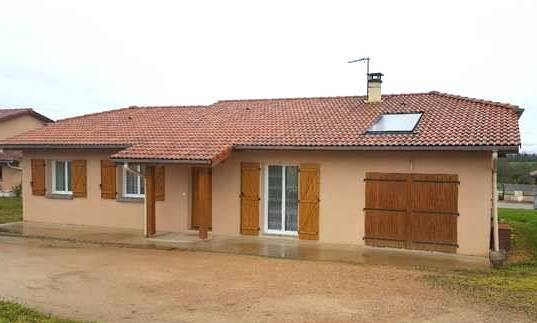 Sale house / villa Cuisery - 6 minutes 159000€ - Picture 1