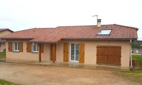 Vente maison / villa Cuisery - 6 minutes 159000€ - Photo 1
