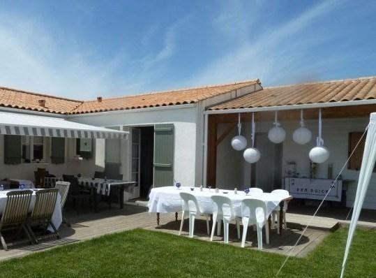 Deluxe sale house / villa La noue ste marie de re 840000€ - Picture 3