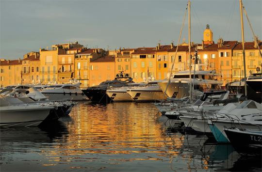 Sale apartment Saint-tropez 655 000€ - Picture 1