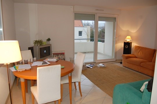 Rental apartment Obernai 800€ CC - Picture 1