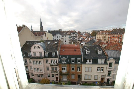 Rental apartment Strasbourg 445€ CC - Picture 5