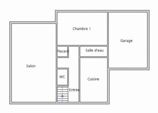 Vente maison / villa Dangu 170000€ - Photo 11