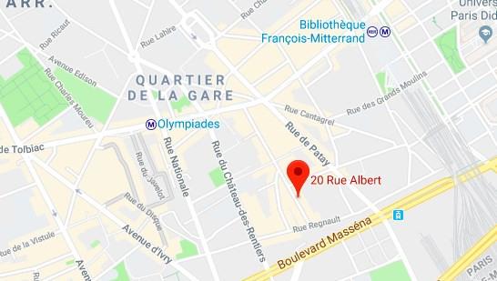 Vente appartement Paris 13ème 189000€ - Photo 4