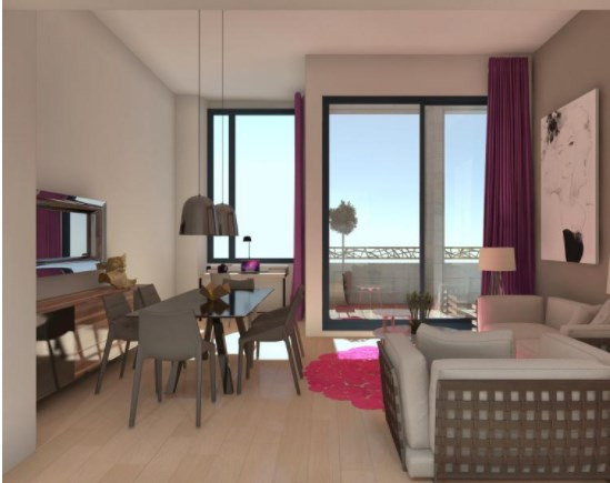 Investment property apartment La rochelle 504 888€ - Picture 3