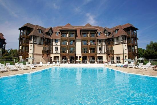 Venta  apartamento Deauville 129000€ - Fotografía 1