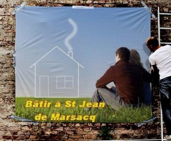 Vente terrain Saint jean de marsacq 82875€ - Photo 1
