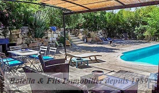 Vente de prestige maison / villa Barjac 899000€ - Photo 17