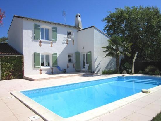 Deluxe sale house / villa Saint palais sur mer 572000€ - Picture 1