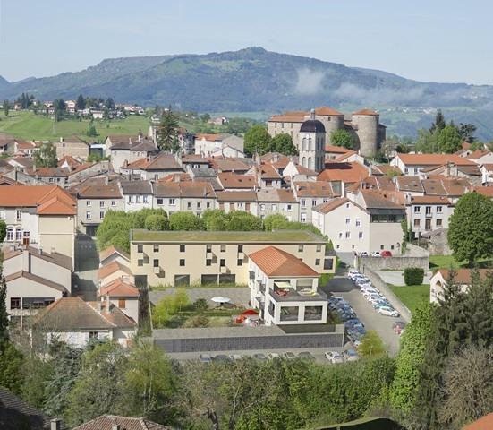 Vendita appartamento Monistrol-sur-loire 232000€ - Fotografia 1