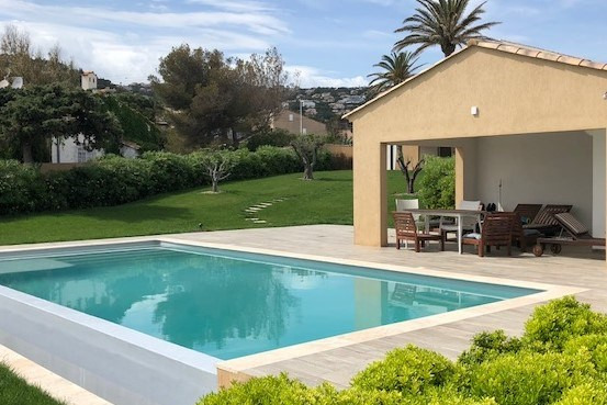 Vacation rental house / villa Les issambres 3375€ - Picture 10
