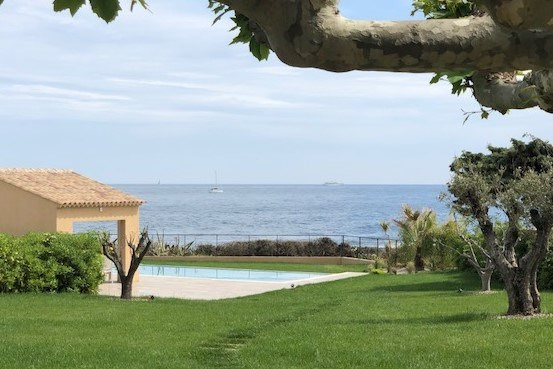 Vacation rental house / villa Les issambres 3375€ - Picture 8