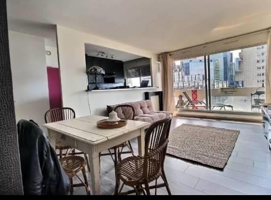 Verkoop  appartement Courbevoie 440000€ - Foto 2
