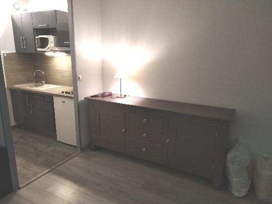 Alquiler  apartamento Gaillard 750€ CC - Fotografía 4