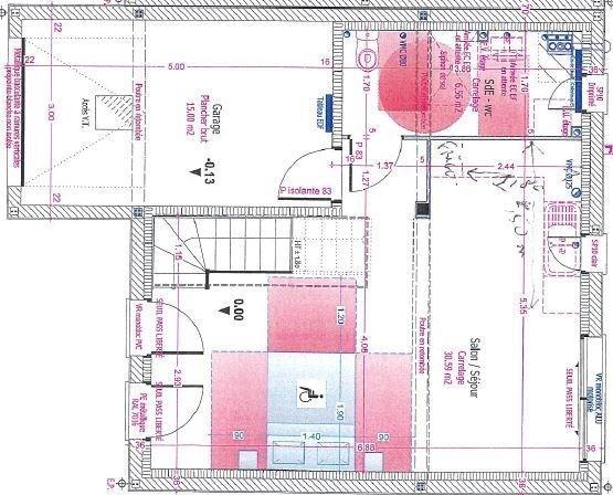 Rental house / villa Tigy 780€ CC - Picture 2