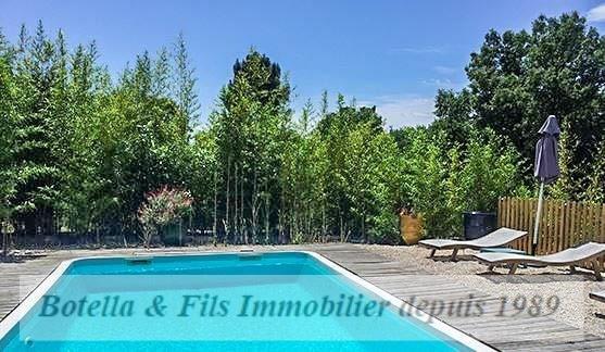 Vente de prestige maison / villa Barjac 899000€ - Photo 2