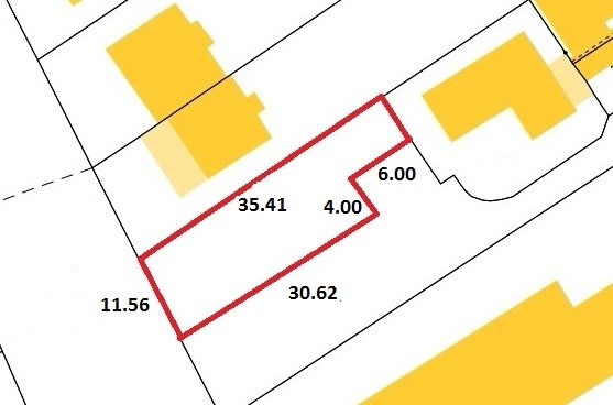 Venta  terreno Bezons 239000€ - Fotografía 4