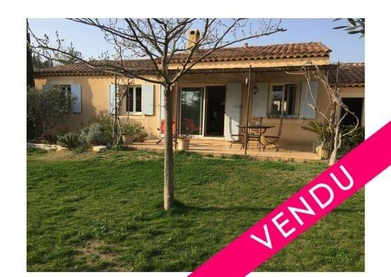 Vente maison / villa La fare les oliviers 420000€ - Photo 1