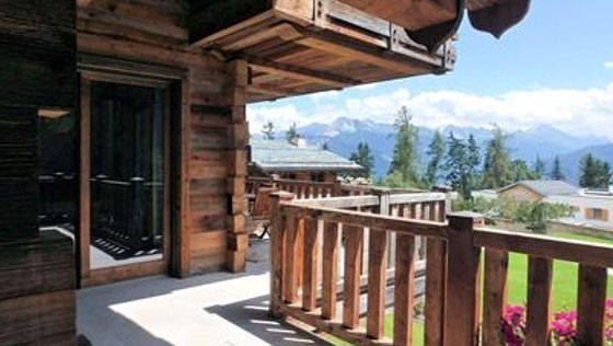 Deluxe sale apartment Crans montana 1 680 000€ - Picture 7