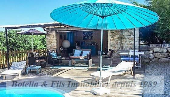 Vente de prestige maison / villa Barjac 899000€ - Photo 15