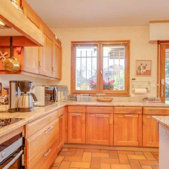 Vente de prestige maison / villa Veyrier du lac 1490000€ - Photo 7