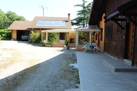 Deluxe sale house / villa Villette d anthon 695 000€ - Picture 3