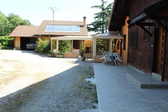 Vente de prestige maison / villa Villette d anthon 695000€ - Photo 3