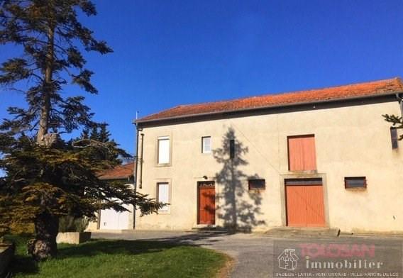 Vente maison / villa Villefranche de lauragais 261000€ - Photo 7
