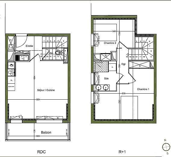 Vente appartement Begles 242000€ - Photo 3