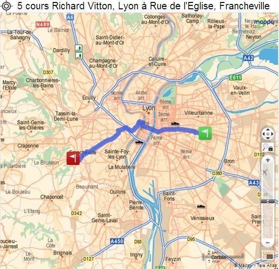 Rental apartment Francheville 652€ CC - Picture 10